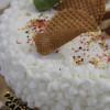 torta gelato e merighe
