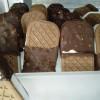 gelato mezzo biscotto