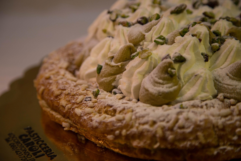 bignolata al pistacchio